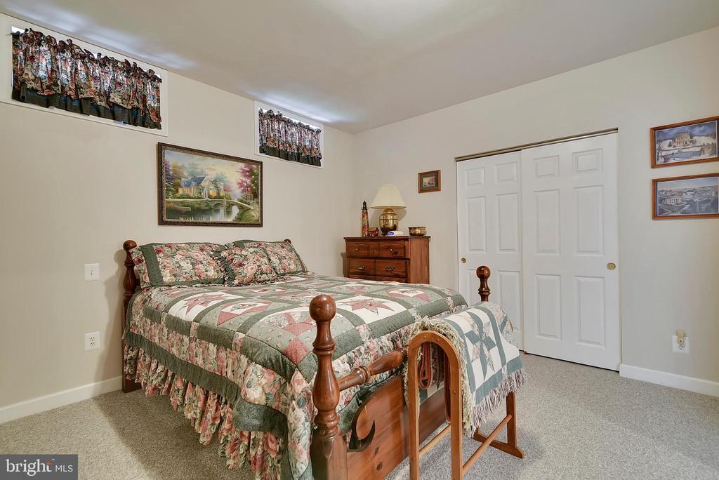 Bonus Room in Basement with full bath - 38961 SHIRE MEADOW LN, HAMILTON
