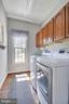 Organization is easy with mudroom/laundry room - 38961 SHIRE MEADOW LN, HAMILTON