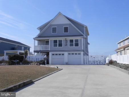 Maison unifamiliale pour l Vente à 266 NEW JERSEY Avenue Fortescue, New Jersey 08321 États-Unis