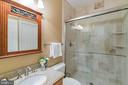 Main level full bathroom - 20440 SWAN CREEK CT, STERLING