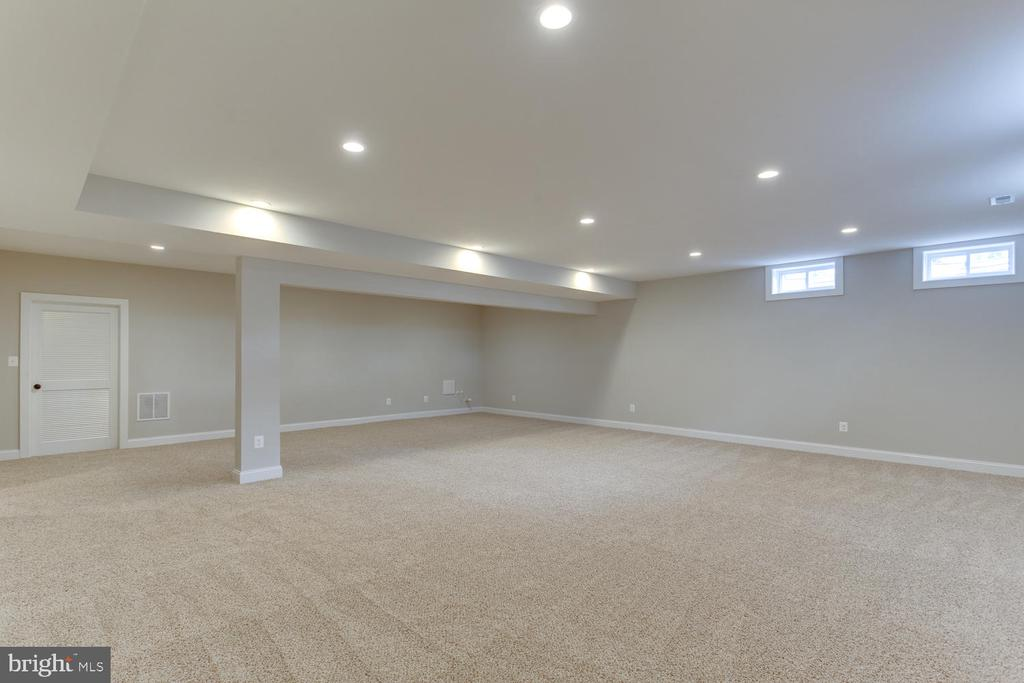Recreation Room - 2809 ROSEMARY LN, FALLS CHURCH