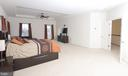 Master Bed - 42427 IBEX DR, STERLING
