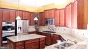 Kitchen - 42427 IBEX DR, STERLING