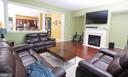 Family Room - 42427 IBEX DR, STERLING