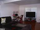 Living Room With Gleaming Floors - 10012 GRASS MARKET CT, FREDERICKSBURG