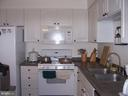 Kitchen From Dining Area - 10012 GRASS MARKET CT, FREDERICKSBURG