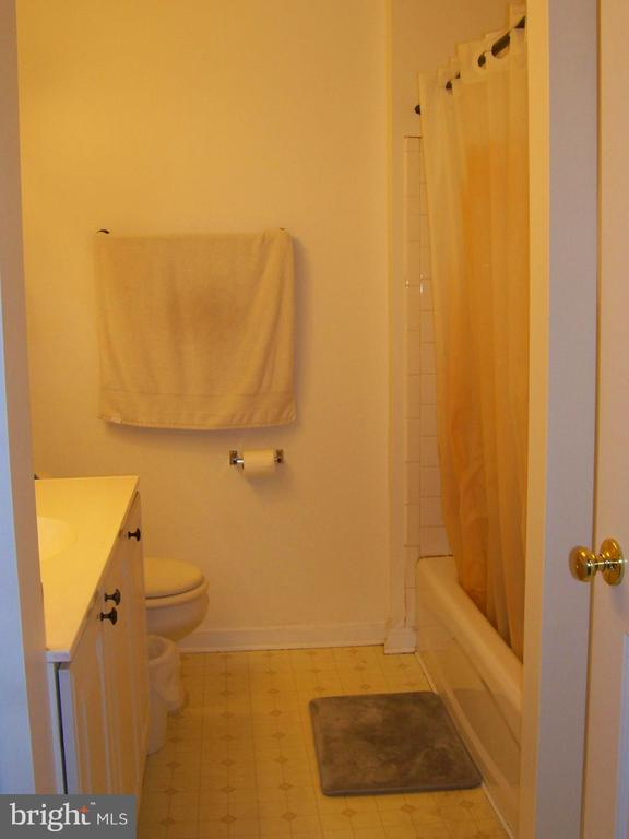 Upper Hallway Bath Room - 10012 GRASS MARKET CT, FREDERICKSBURG