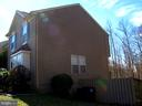 Exterior Right Side View - 10012 GRASS MARKET CT, FREDERICKSBURG