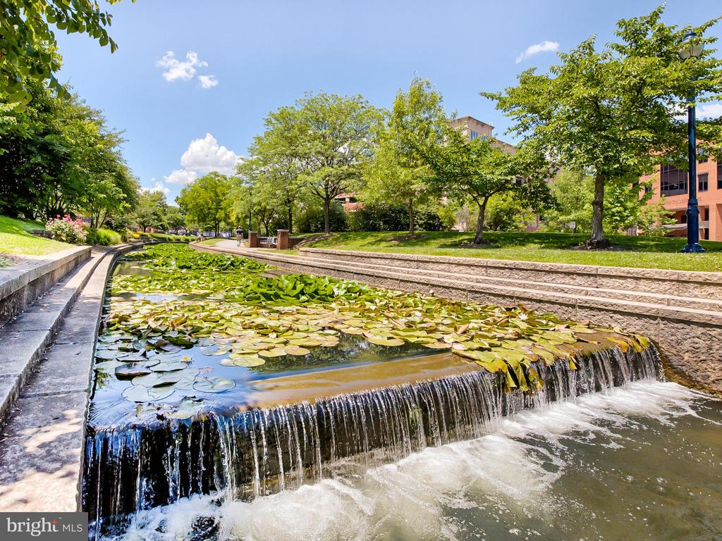 Take a stroll along the canal. - 30 E 3RD ST E, FREDERICK