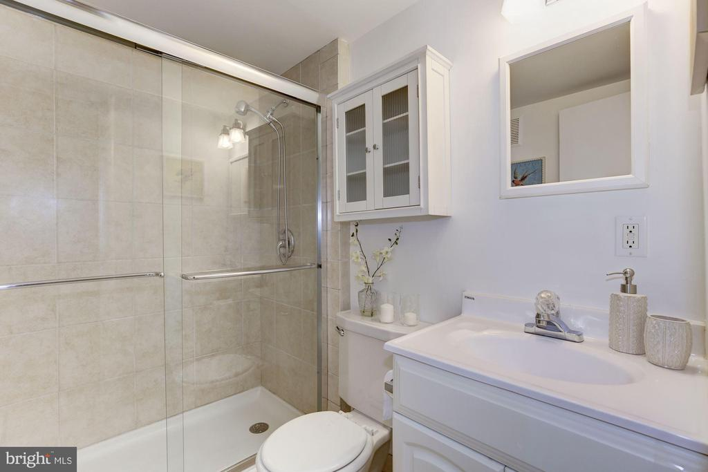 Lower Level Bathroom - 4831 FLANDERS AVE, KENSINGTON