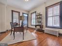 Third level room with private balcony. - 30 E 3RD ST E, FREDERICK