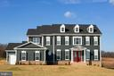 Optional double doors, dormers, & 3-car garage - PHEASANT CHASE CT, PURCELLVILLE