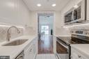 SS Appliances and Quartz Countertops - 410 5TH ST NE #32, WASHINGTON
