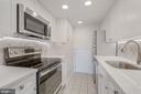Renovated Kitchen - 410 5TH ST NE #32, WASHINGTON