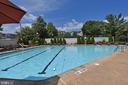 Enjoy the property's outdoor pool! - 1530 KEY BLVD #131, ARLINGTON