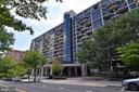 The tree-lined property welcomes you! - 1530 KEY BLVD #131, ARLINGTON