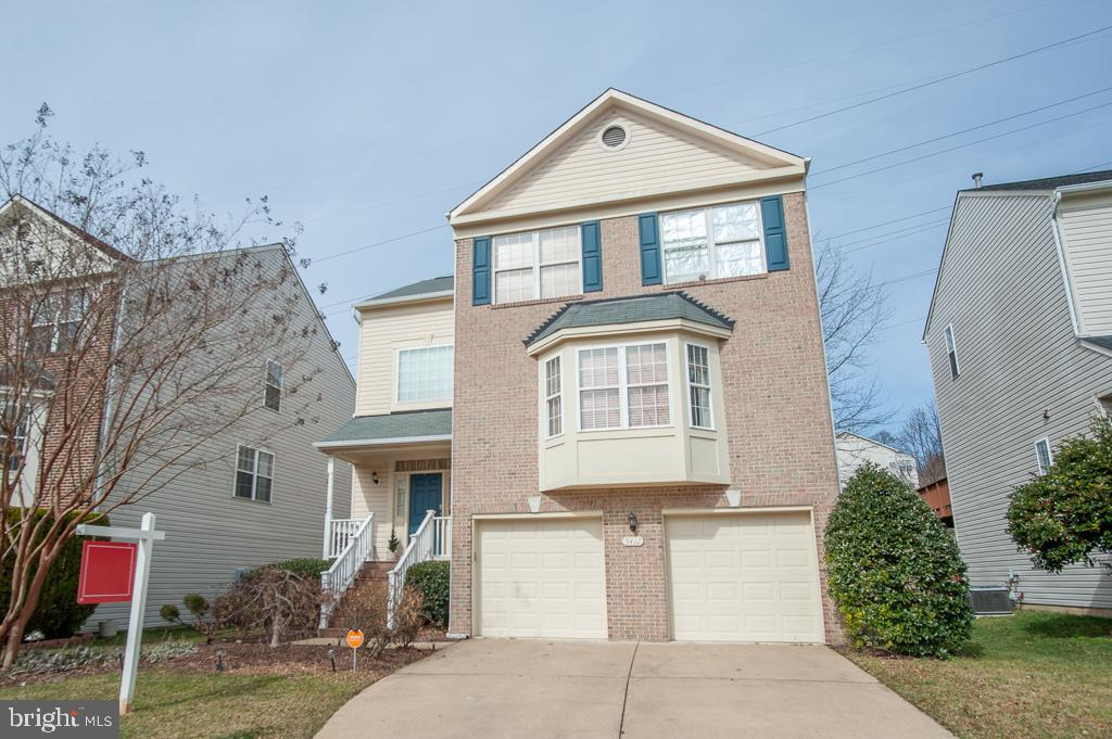 5412  CASTLE BAR LANE, Kingstowne, Virginia