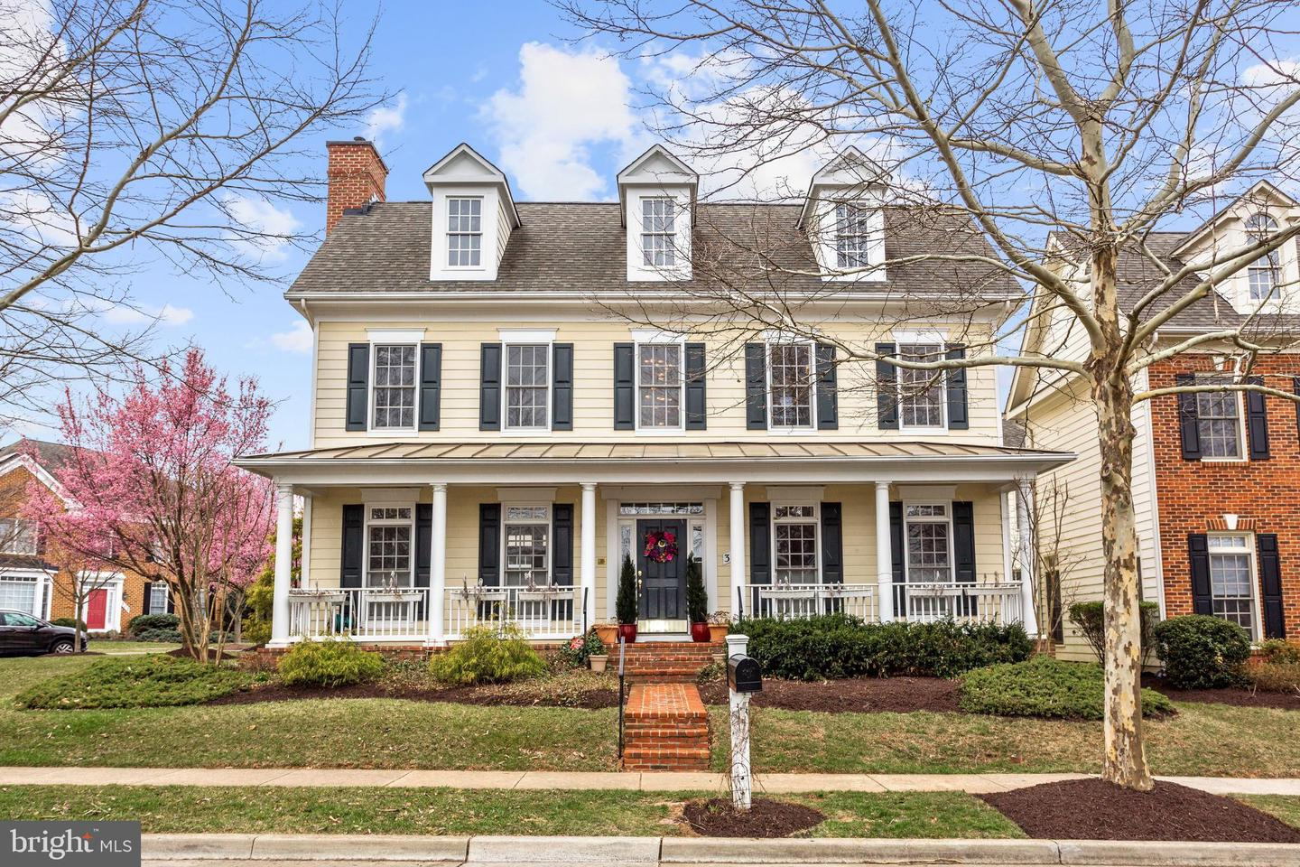 Single Family for Sale at 303 Oak Knoll Dr Rockville, Maryland 20850 United States