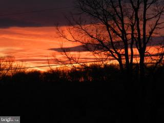 Sunsets from the front Yard - 918 WADESVILLE RD, BERRYVILLE