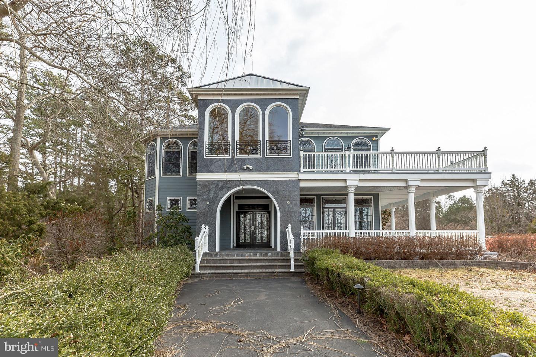 Maison unifamiliale pour l Vente à 337 CLARKSTOWN Road Mays Landing, New Jersey 08330 États-UnisDans/Autour: Atlantic City