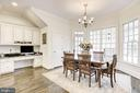 Breakfast Area, and Communications Center - 6924 RIVER OAKS DR, MCLEAN