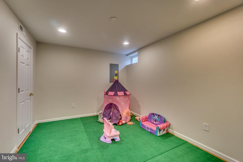Basement Bedroom - 12 PIERRE EMMANUEL CT, FREDERICKSBURG