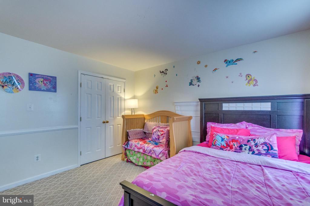 Bedroom Two - 12 PIERRE EMMANUEL CT, FREDERICKSBURG