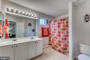 Master Bathroom - 12 PIERRE EMMANUEL CT, FREDERICKSBURG