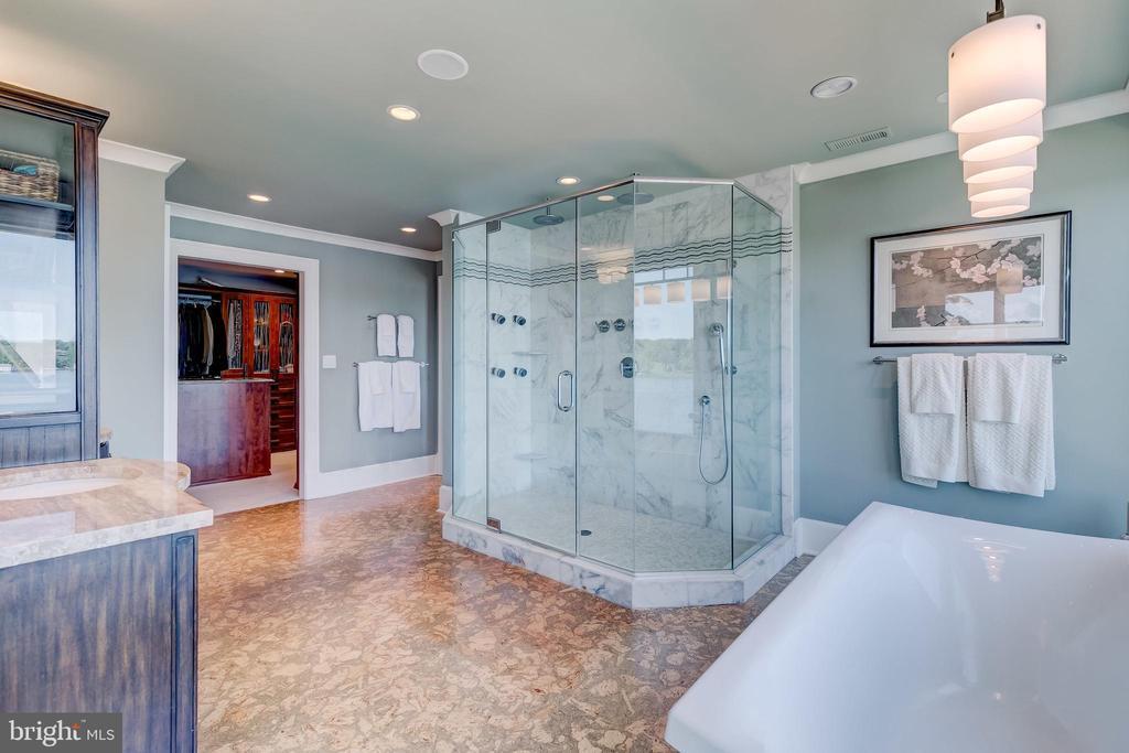 Master Bath - 803 COACHWAY, ANNAPOLIS