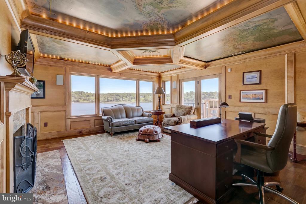 Master Bedroom Office - 803 COACHWAY, ANNAPOLIS