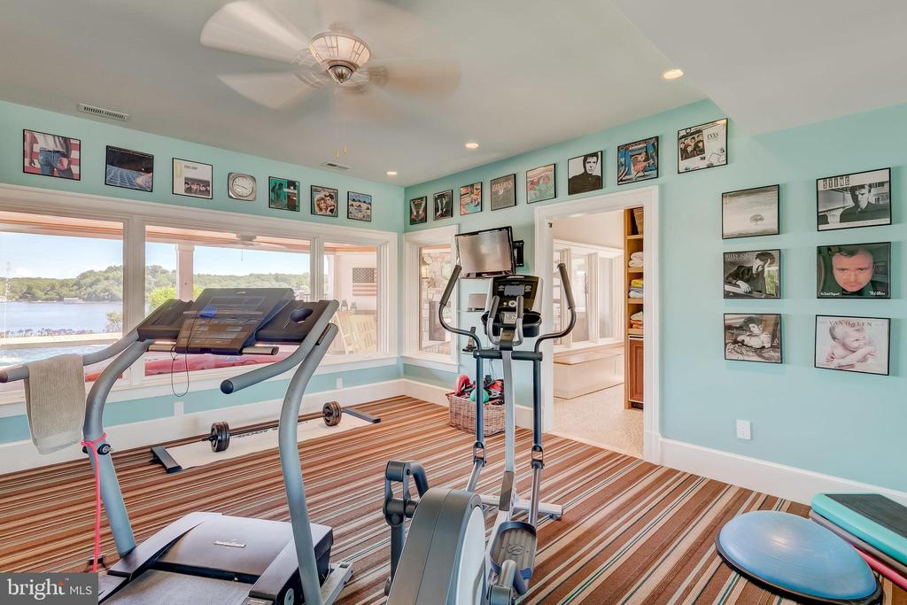 Exercise Room - 803 COACHWAY, ANNAPOLIS