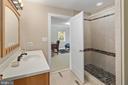 Designer Full Bath - 6201 POINDEXTER LN, NORTH BETHESDA