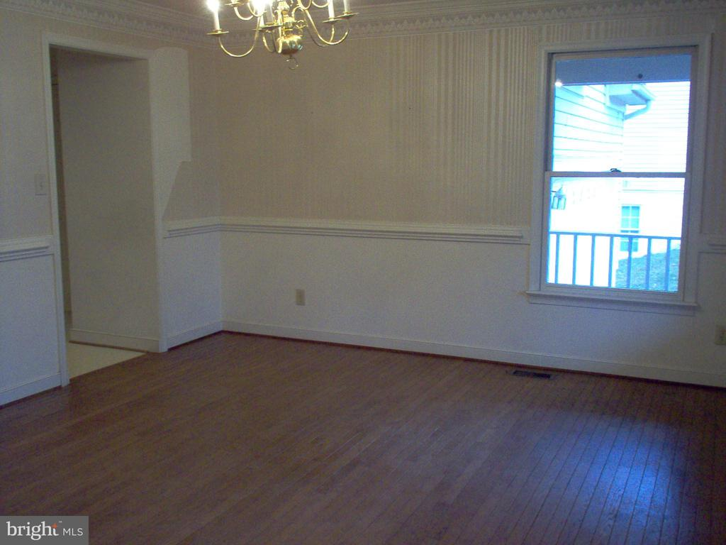 Formal Dining Room - 5105 QUEENSBURY CIR, FREDERICKSBURG
