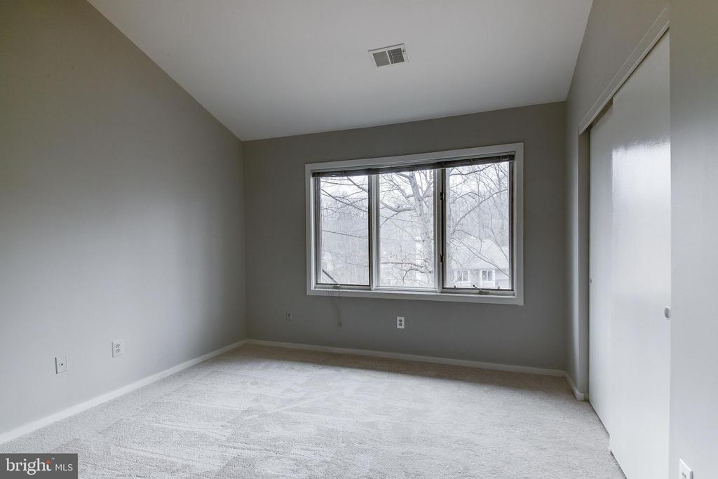 Upstairs Third Bedroom with New Carpet - 1505 N VILLAGE RD, RESTON