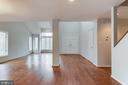 Open Floor Plan w/Natural Light Throughout - 1505 N VILLAGE RD, RESTON