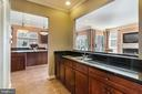 Butlers pantry - 12305 COLUMBIA SPRINGS WAY, BRISTOW