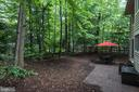 Tree Lined Private Lot with Two Patios - 1505 N VILLAGE RD, RESTON