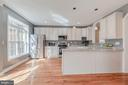 Beautiful Kitchen - 4412 RYNEX DR, ALEXANDRIA