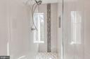 Luxury Master Bathroom Separate Shower - 4412 RYNEX DR, ALEXANDRIA