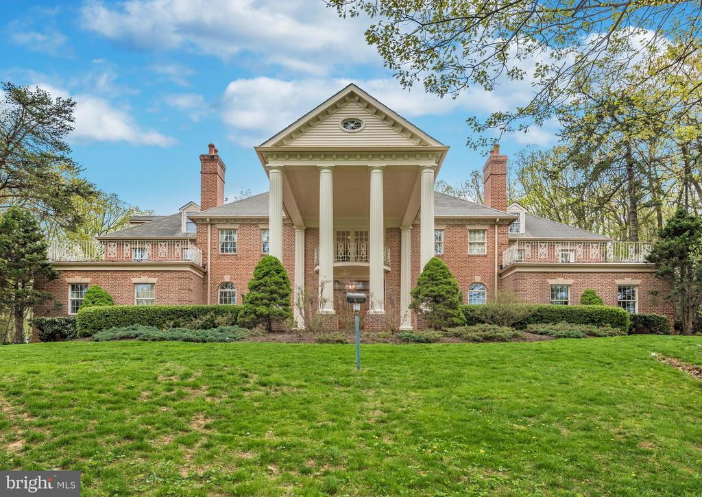 Stunning Georgian Mansion - 7607 IRONGATE LN, FREDERICK