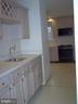 Great additional storage/work space off of kitchen - 5105 QUEENSBURY CIR, FREDERICKSBURG