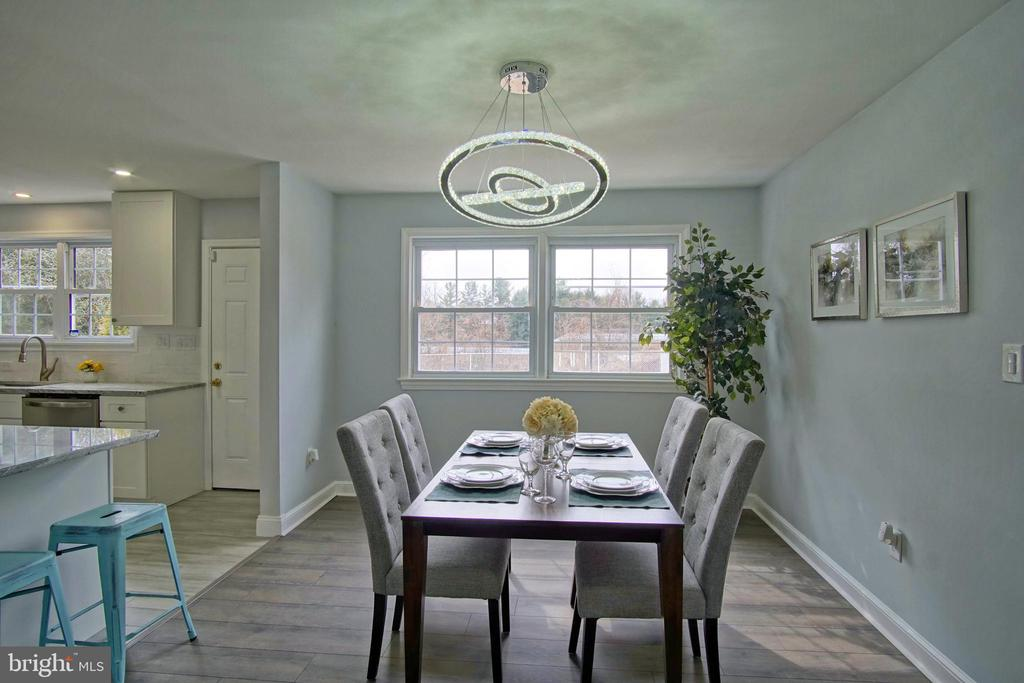 Dining room - 6511 ADAK ST, CAPITOL HEIGHTS