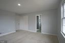 Bedroom Master with Bathroom - 6511 ADAK ST, CAPITOL HEIGHTS