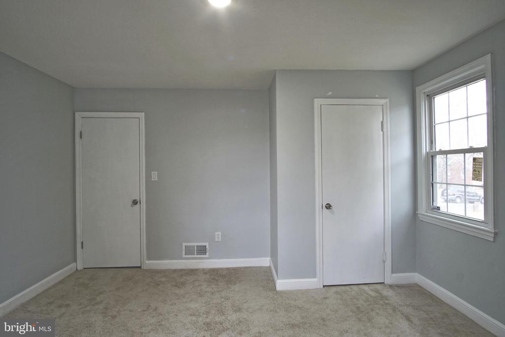 Bedrooms have closet space - 6511 ADAK ST, CAPITOL HEIGHTS
