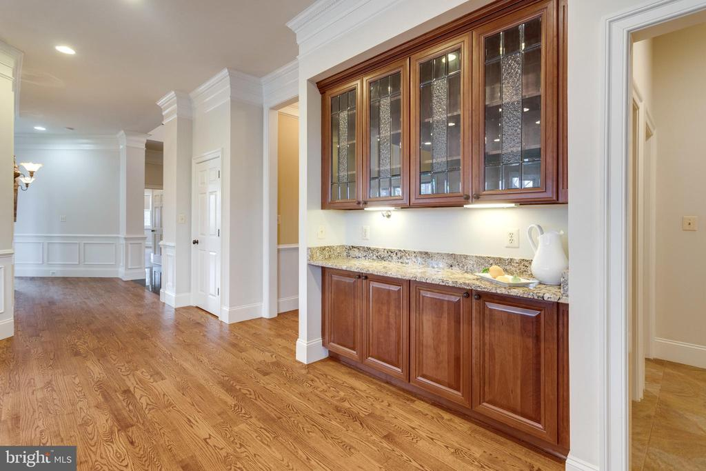 Perfect area for a coffee bar - 1847 HUNTER MILL RD, VIENNA