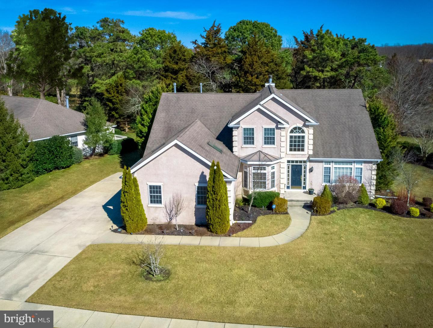 Maison unifamiliale pour l Vente à 8 PEBBLE BEACH Drive Egg Harbor Township, New Jersey 08234 États-Unis