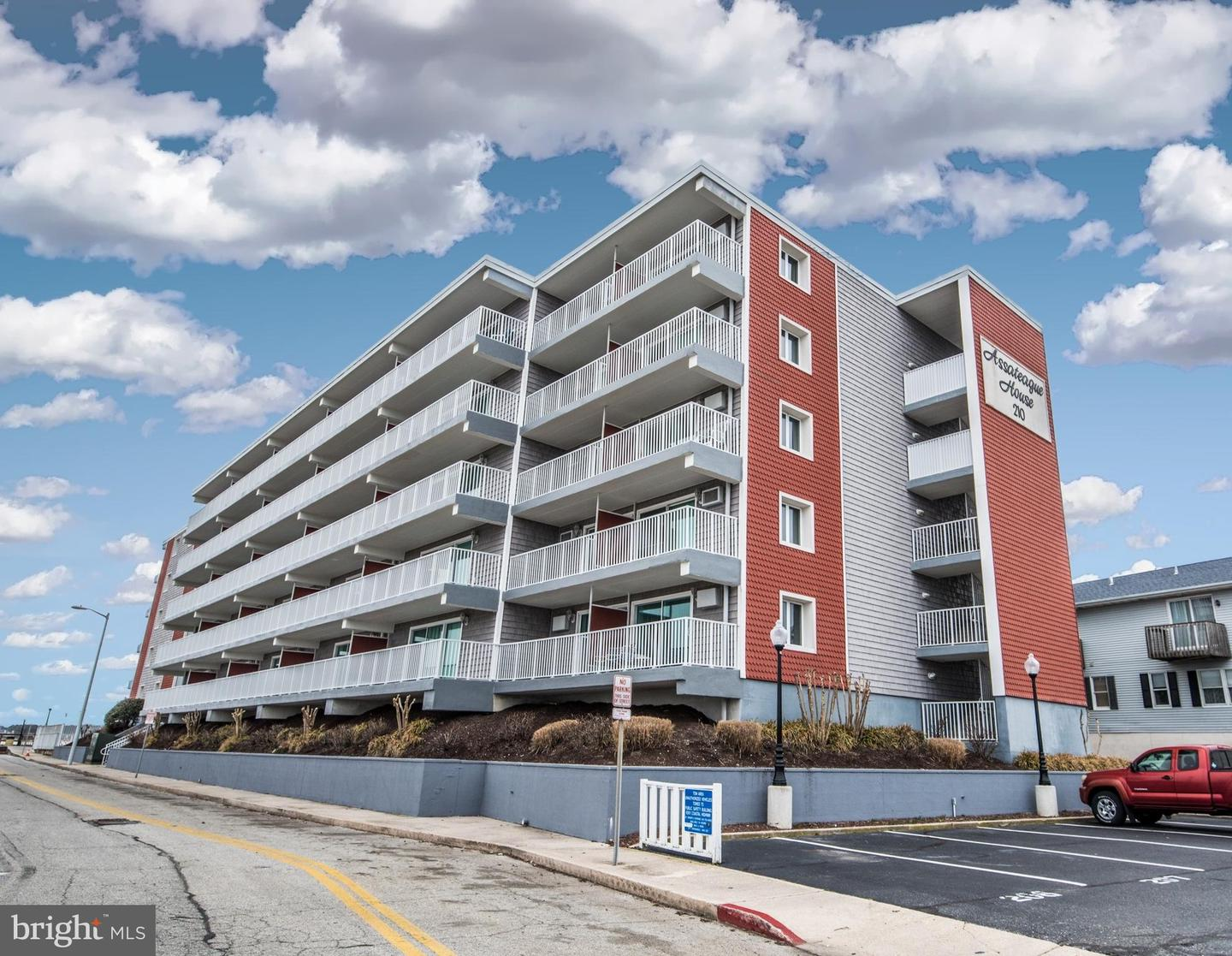Single Family for Sale at 210 Worcester St #408 Ocean City, Maryland 21842 United States