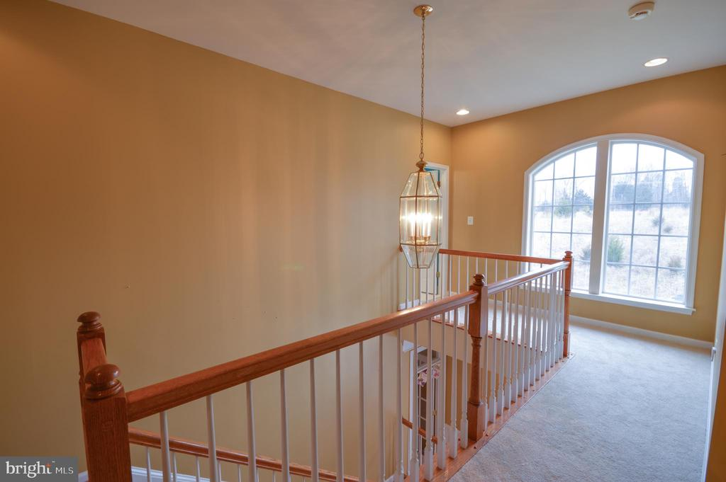 Up Stairs Hall - 10163 BROADSWORD DR, BRISTOW