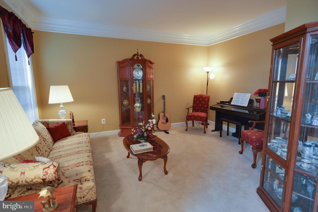 Living Room - 10163 BROADSWORD DR, BRISTOW