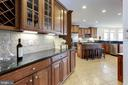 Kitchen - 43853 GOSHEN FARM CT, LEESBURG